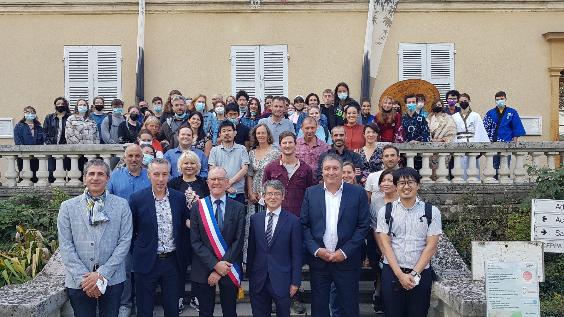 Première rencontre France-Japon des établissements d'enseignement agricole
